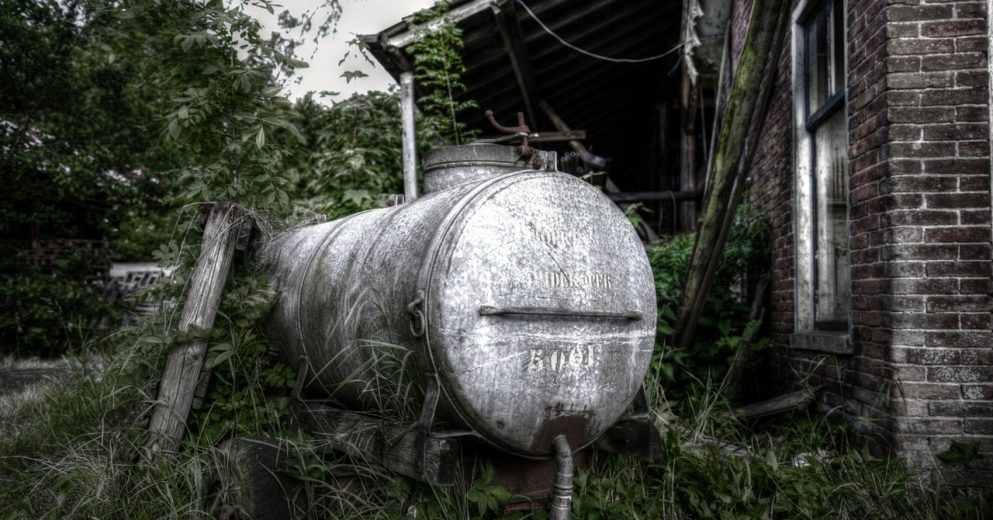 Latent Defect - Oil Tank 房屋的瑕疵 - 地下油罐