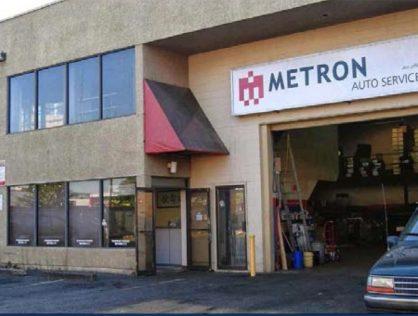 Metron Auto Services for sale Richmond/列治文汽车维修转让