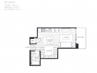 Maywood on the Park Burnaby Condo pre-sale floorplan A