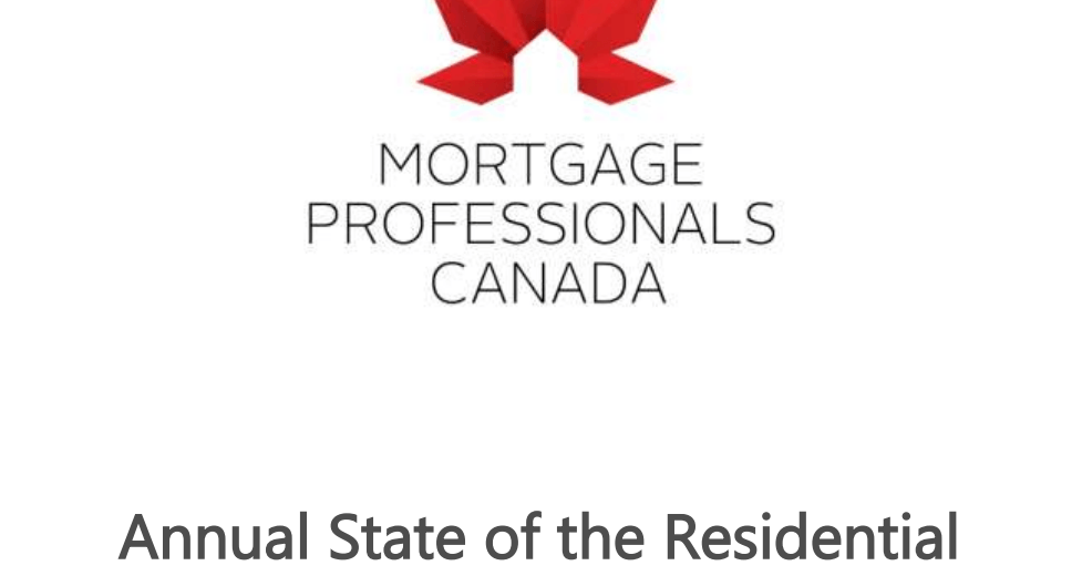 加拿大房贷政策 - Mortgage Market in Canada