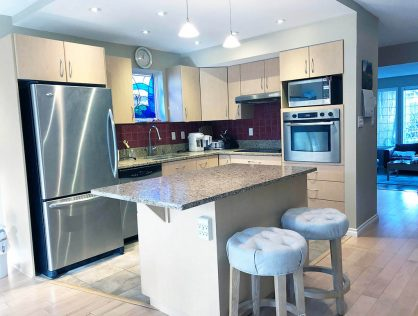 Vancouver West Duplex For Rent 温哥华西区孖屋出租