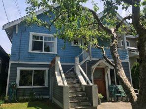 Vancouver West西區獨立屋 2720 WATERLOO ST