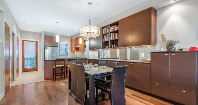 1016 W 45TH AVE Vancouver Townhouse For Sale MLS South Granville