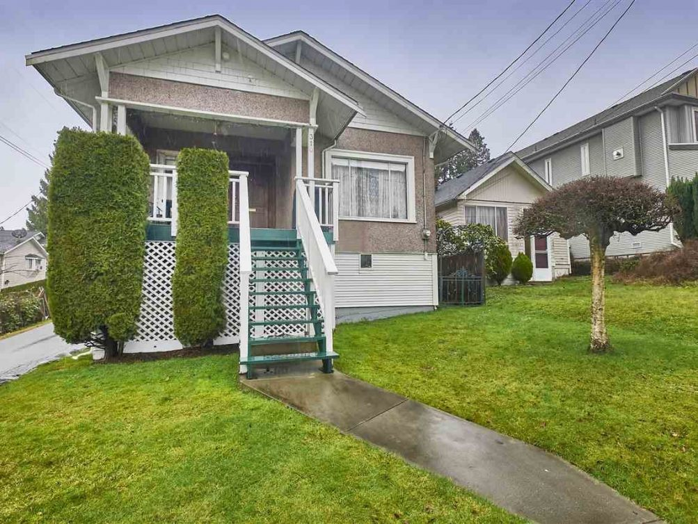 310 NOOTKA ST House For Sale New Westminster MLS