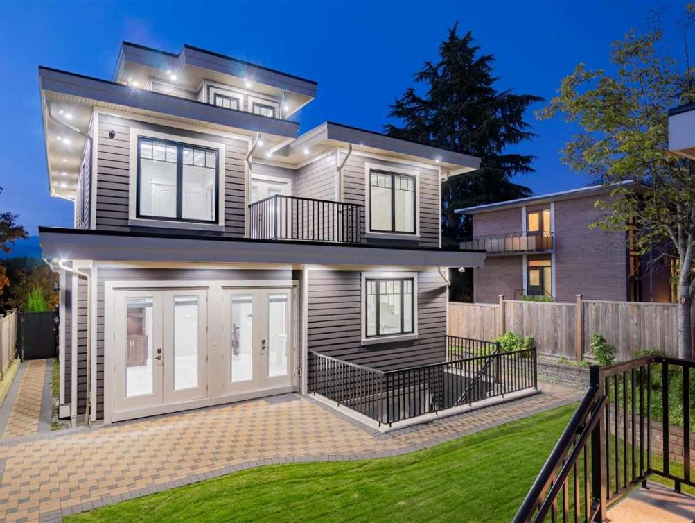 4028 W 11TH AVE House For Sale MLS Vancouver Point Grey