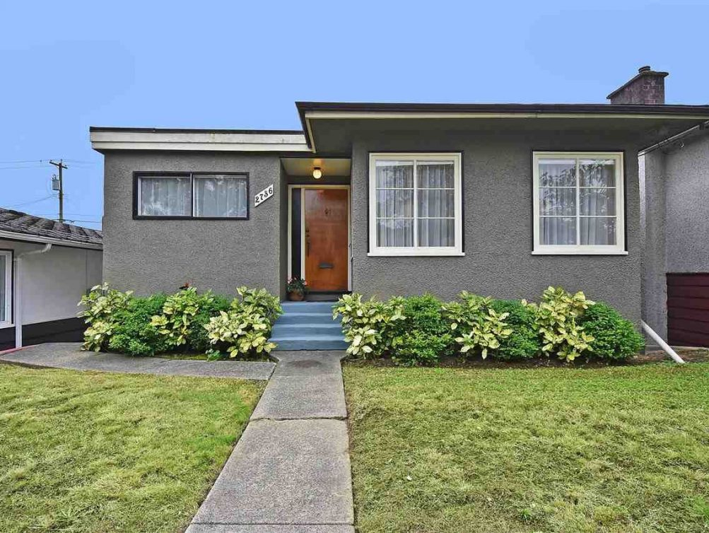 Vancouver East House For Sale Renfrew Heights MLS-2736 E 21ST AVE