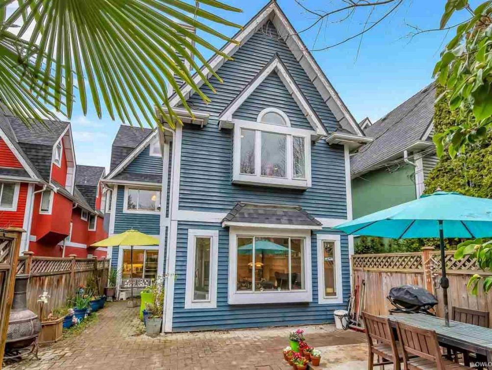 3533 W 8th Ave House For Sale Vancouver MLS Listings