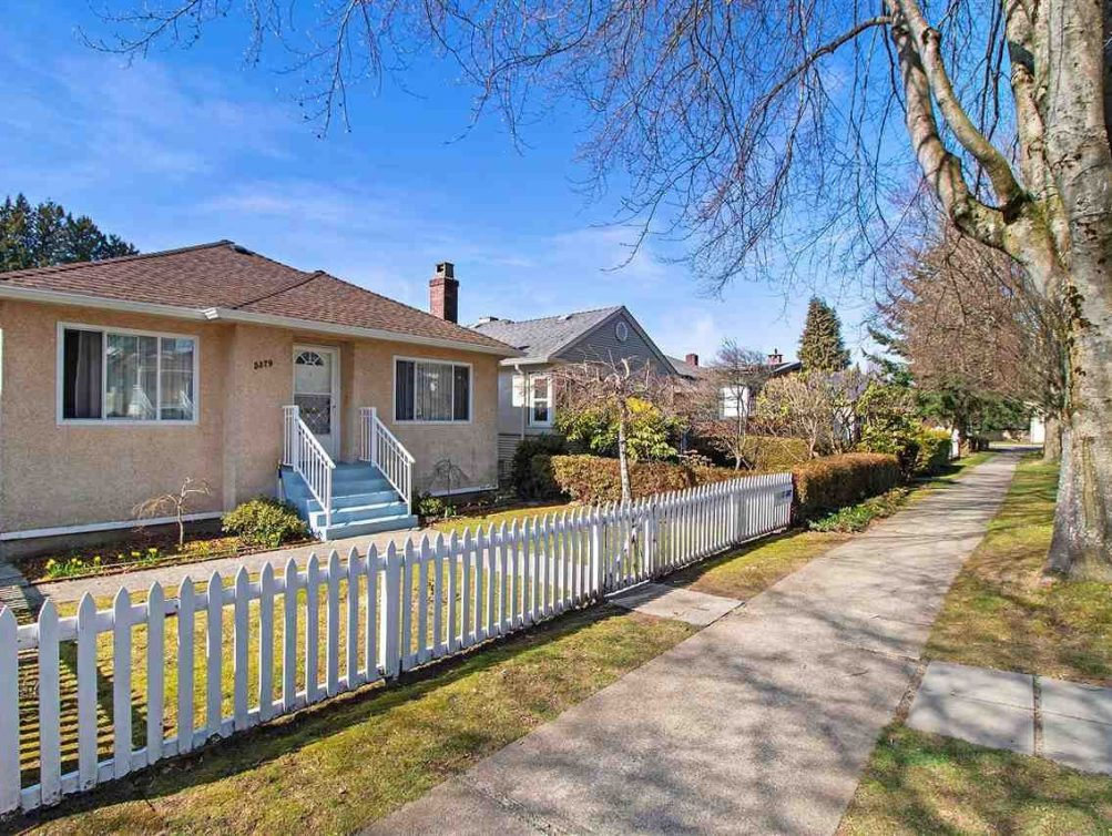 5379 Sherbrooke St House For Sale MLS Vancouver Listings
