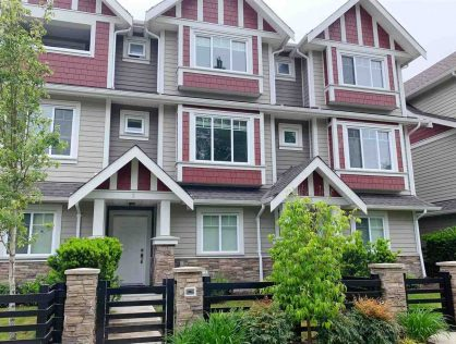 2 9780 General Currie Rd Townhouse For Sale Richmond BC