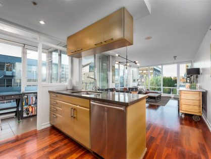 401 1690 W 8TH Ave Condo For Sale Vancouver Fairview VW