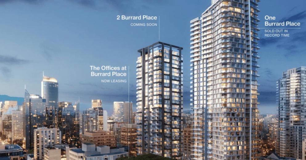 温哥华市中心豪华预售公寓项目 - 市场试水