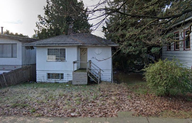 温哥华西区一栋独立屋售价不到100万
