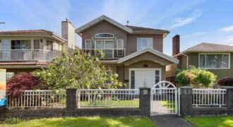 4478 Union Street, House For Sale Burnaby, BC