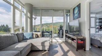 802-520 Como Lake Avenue, Condo For Sale Coquitlam, BC